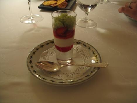 Lameloise Pre-Dessert