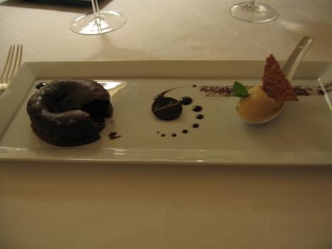 Lameloise Dessert