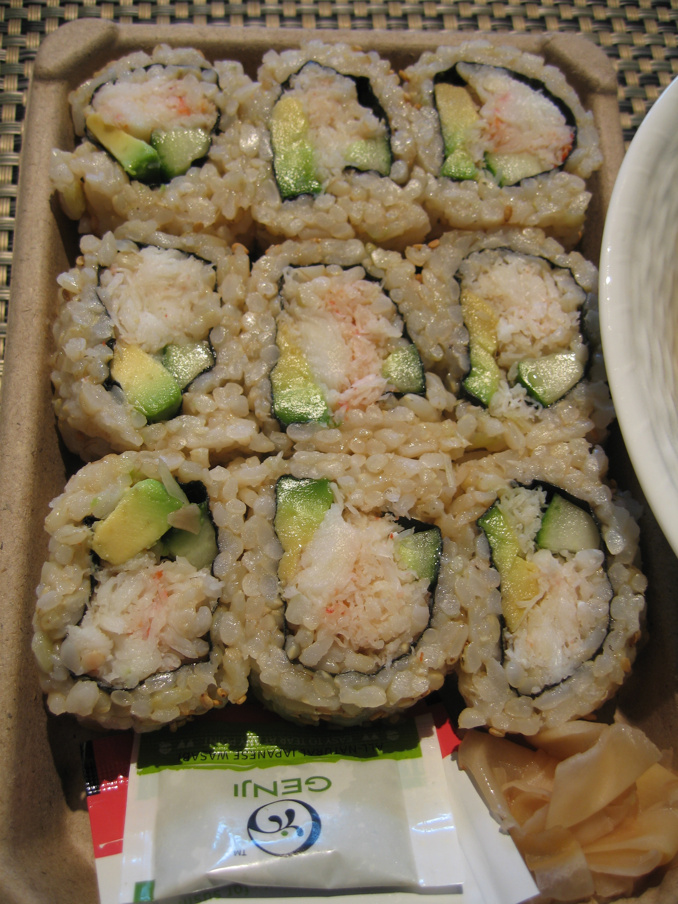 Sushi while pregnant nutrition by eve moderation for Best fish for sushi